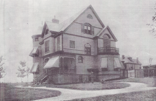 barton house corner minor 1891
